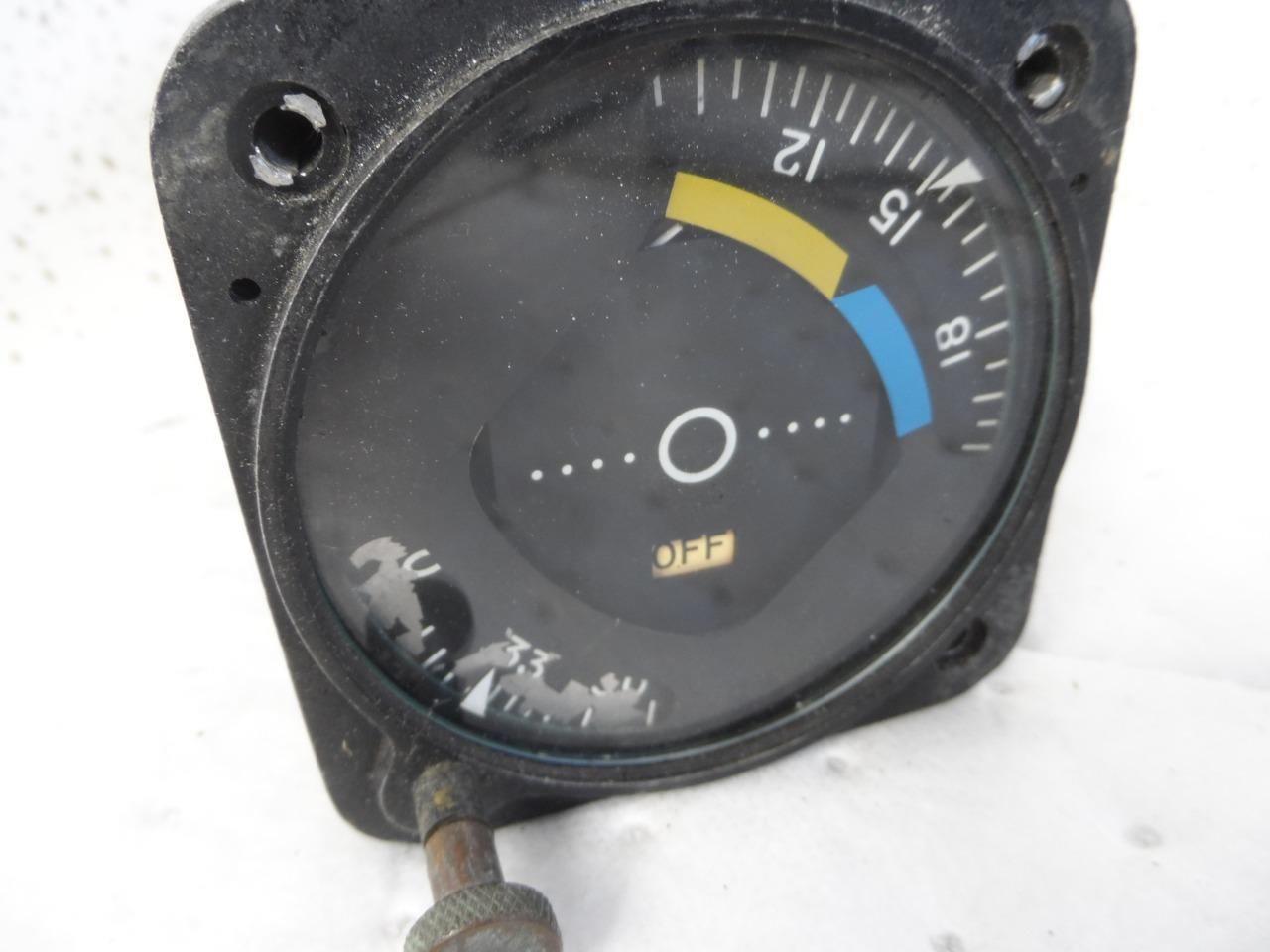 Narco VOA-4 VOR/ILS NAV. Converter/Indicator