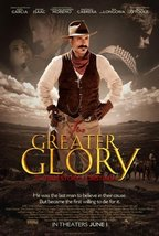 FOR GREATER GLORY- 27X40 D/S Original Movie Poster One Sheet 2012 Christ... - $58.80