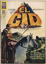 Four Color #1259 El Cid ORIGINAL Vintage 1961 Dell Comics - £13.86 GBP