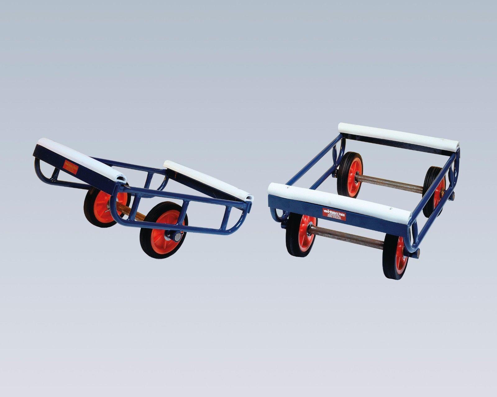 Skate Trolleys Heavy Duty - Crates, Machines, Pallets - Heavy Load Skate Dollie