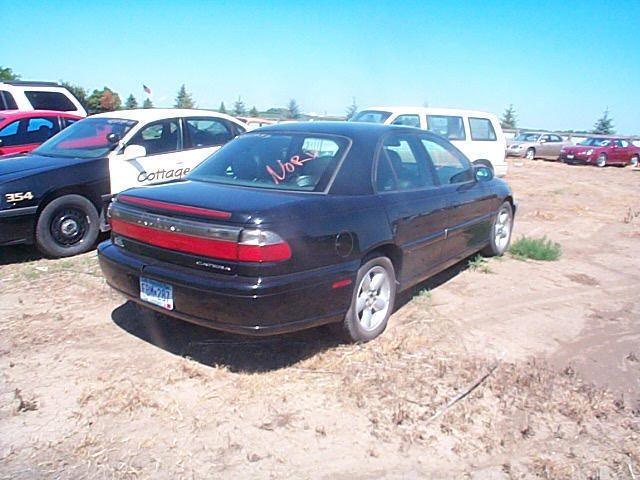 1997 Cadillac Catera THROTTLE VALVE ASSEMBLY