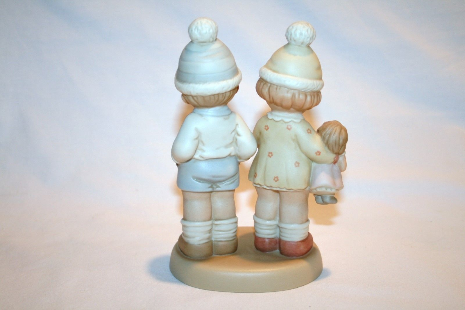 """Memories Of Yesterday 1994  """"Too Shy For Words"""" Figurine  #525758  -MIB-"""