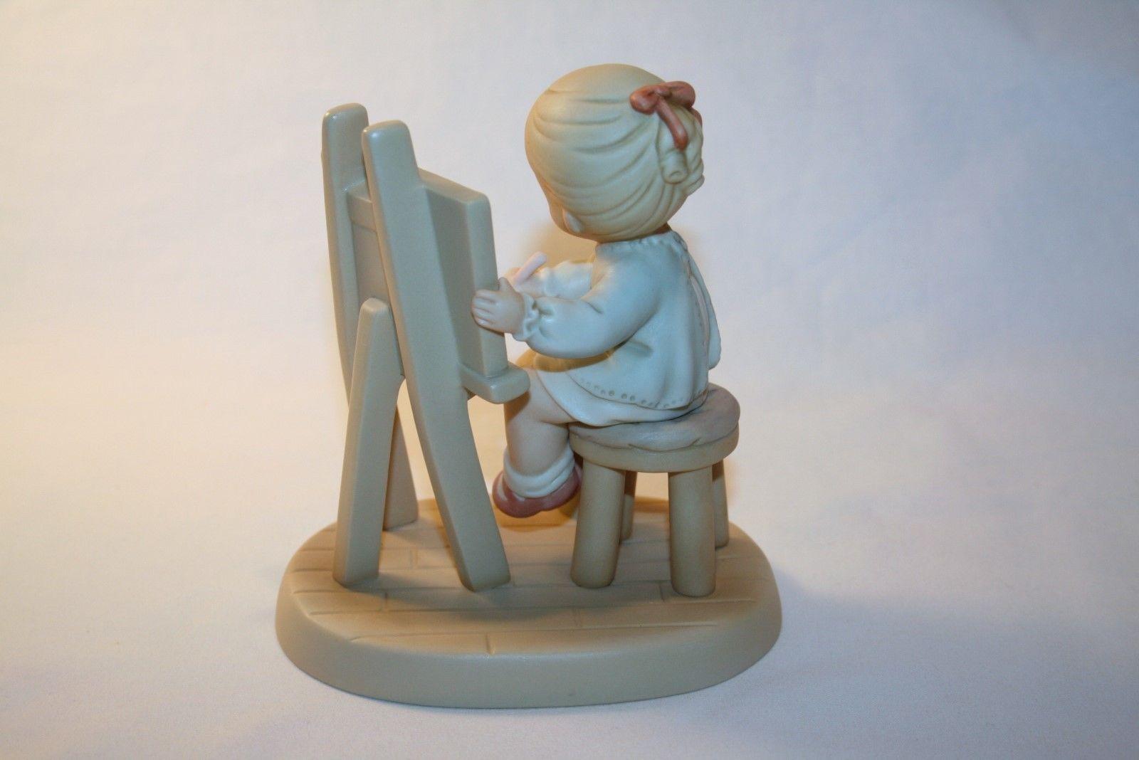 "Memories Of Yesterday 1992 ""Five Years Of Memories"" Figurine  #525669 -MIB-"