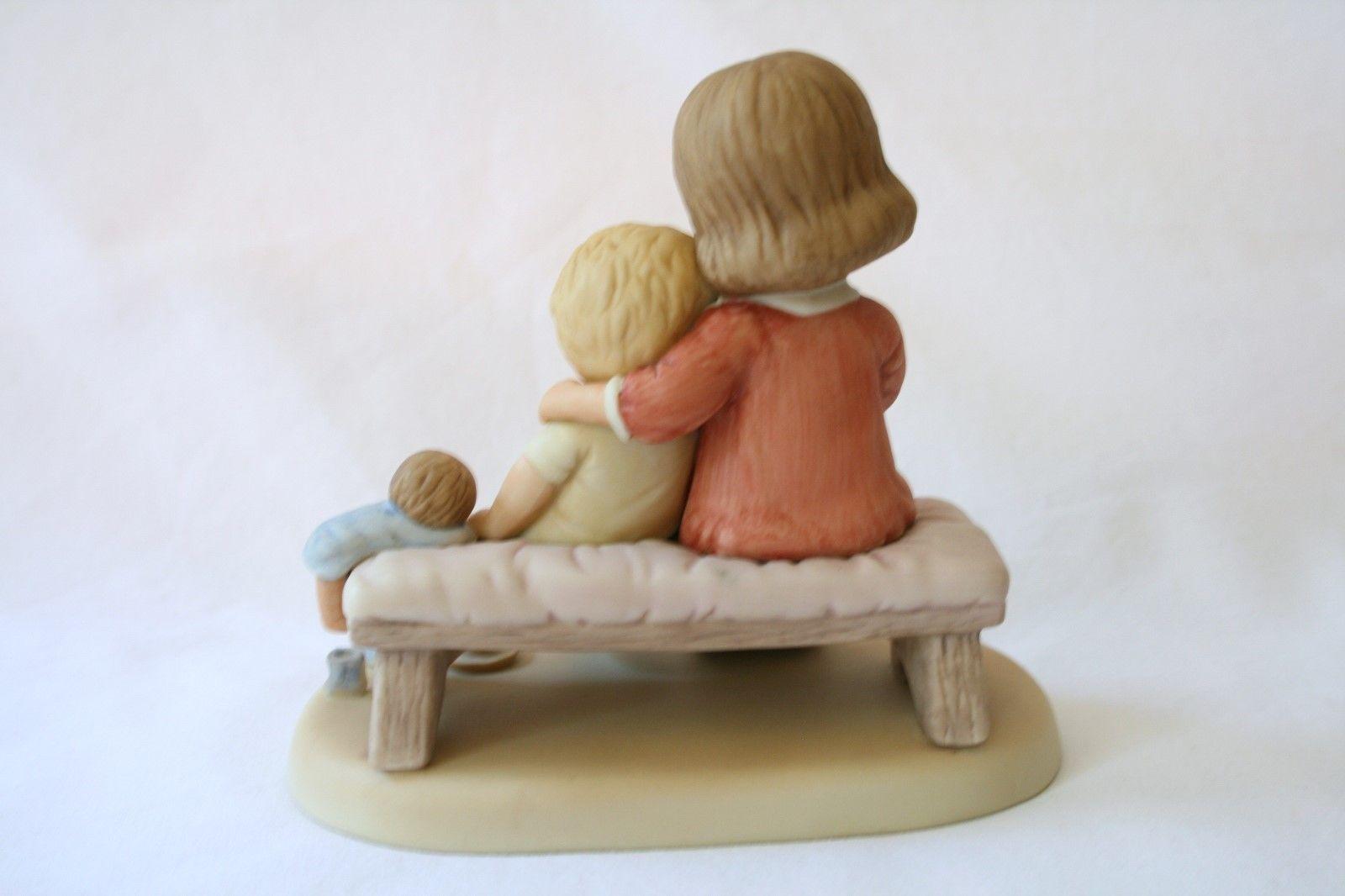 """Memories Of Yesterday 1987  """"Hush!"""" Figurine  #114553  -MIB-"""