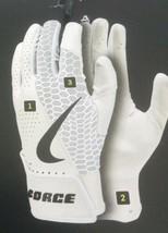 Nike Youth Force Edge Baseball Batting Gloves Large - $44.99