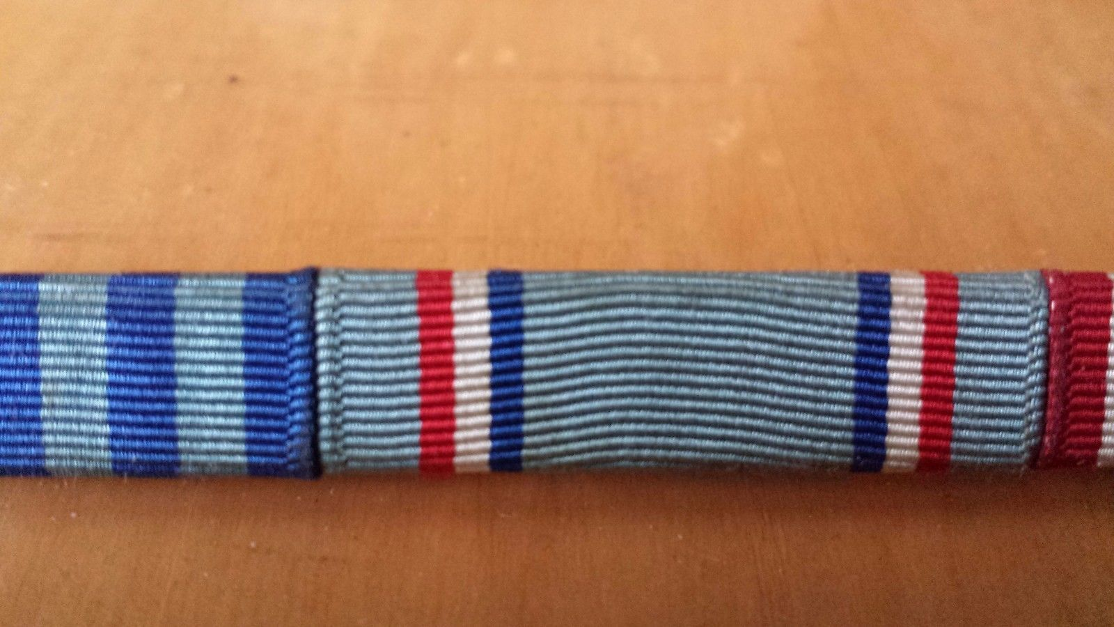 Military Bar Blue and Black