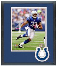 "Donald Brown 2013 Indianapolis Colts - 11"" x 14"" Matted/Framed Photo  - $42.95"
