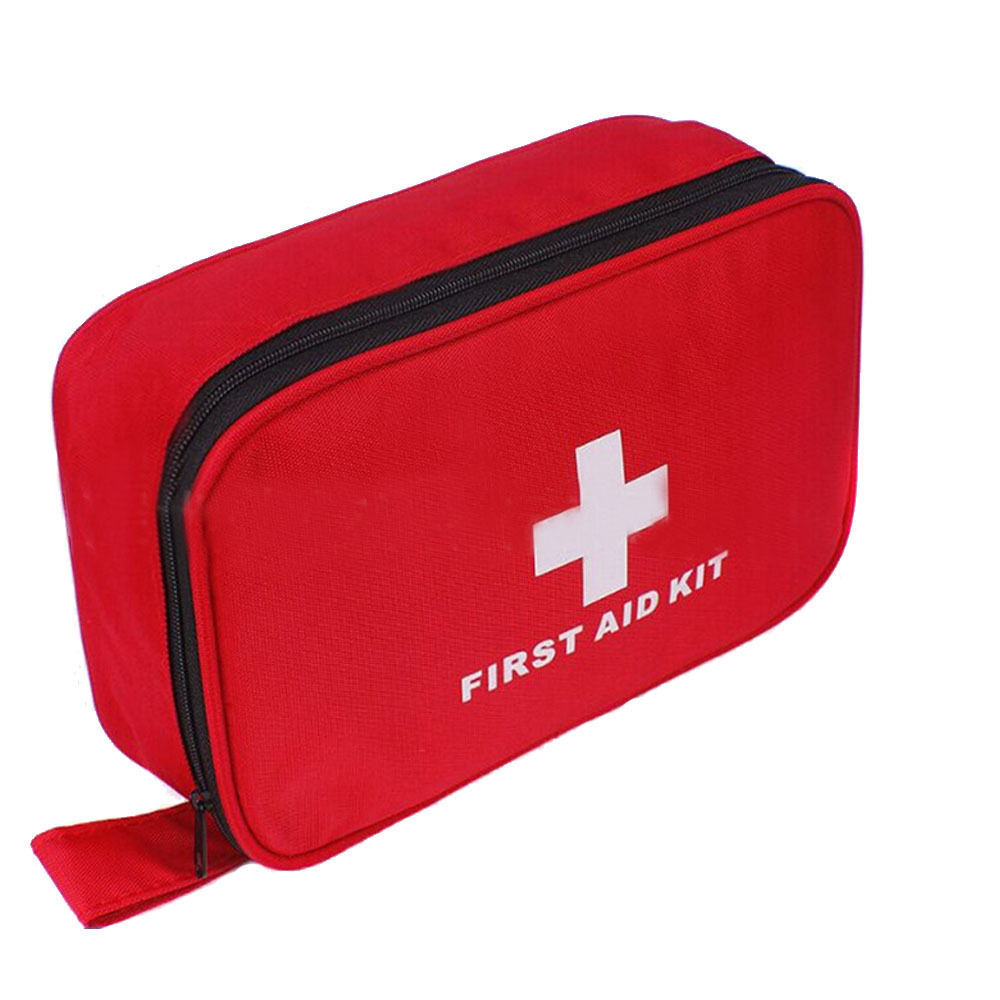 53Pc First Aid Emergency Kit Tool Car Home Medical Camping Office Travel Outdoor