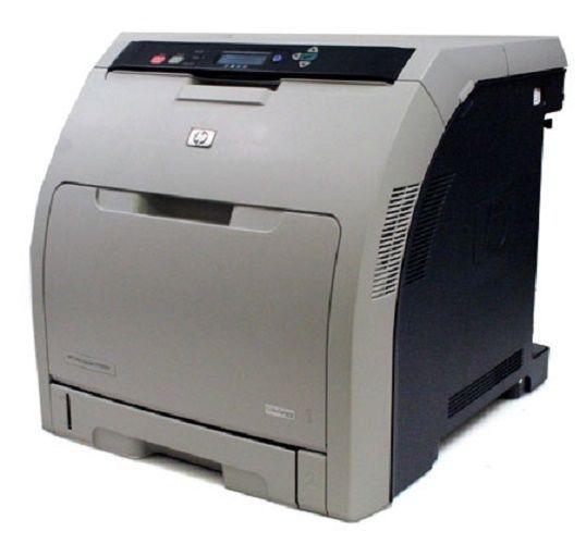 HP Color LaserJet CP3505N Workgroup Laser Printer - Refurbished