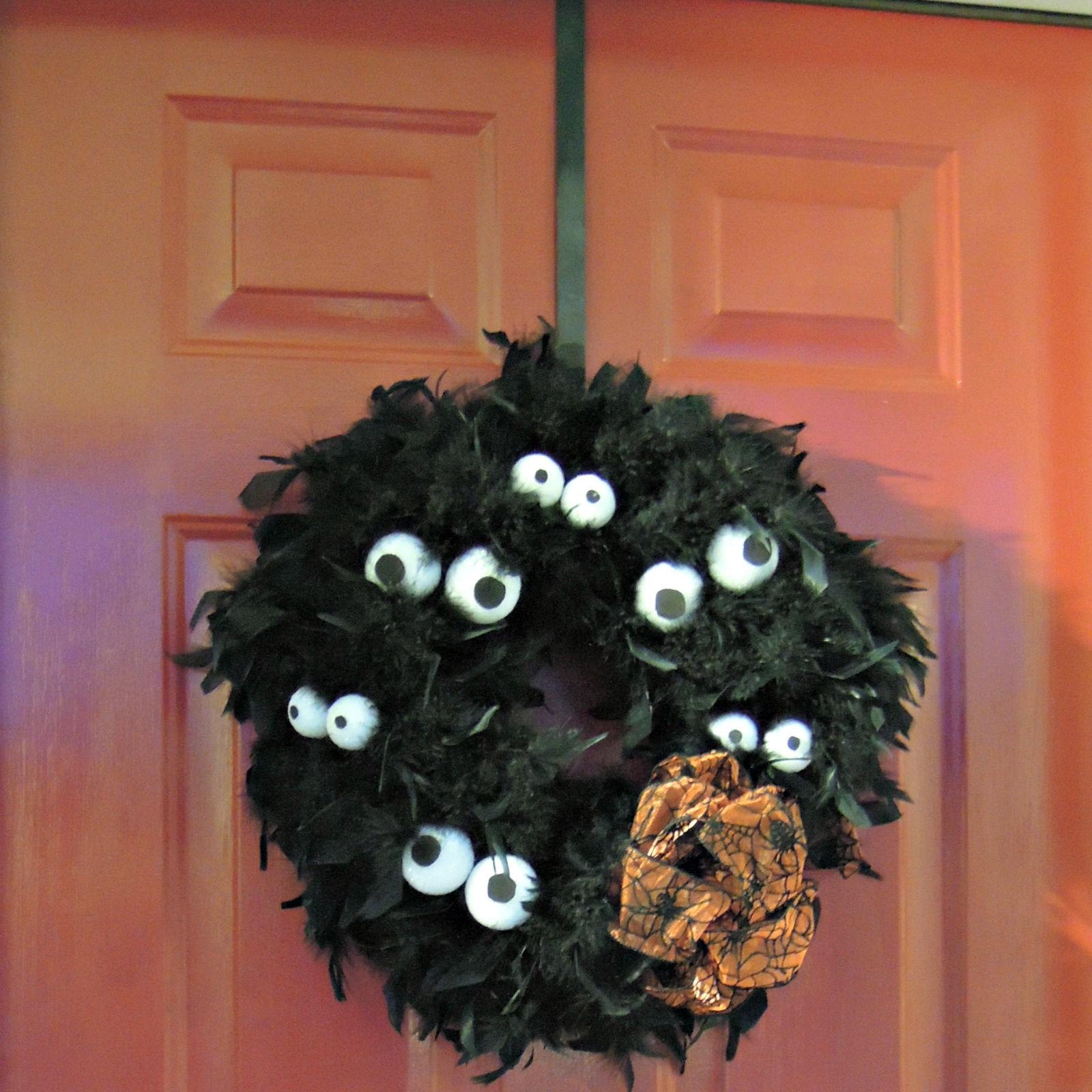 """Over The Door Wreath Holder 12"""" Metal Hook Black White Coat Towel Bag Hanger US"""