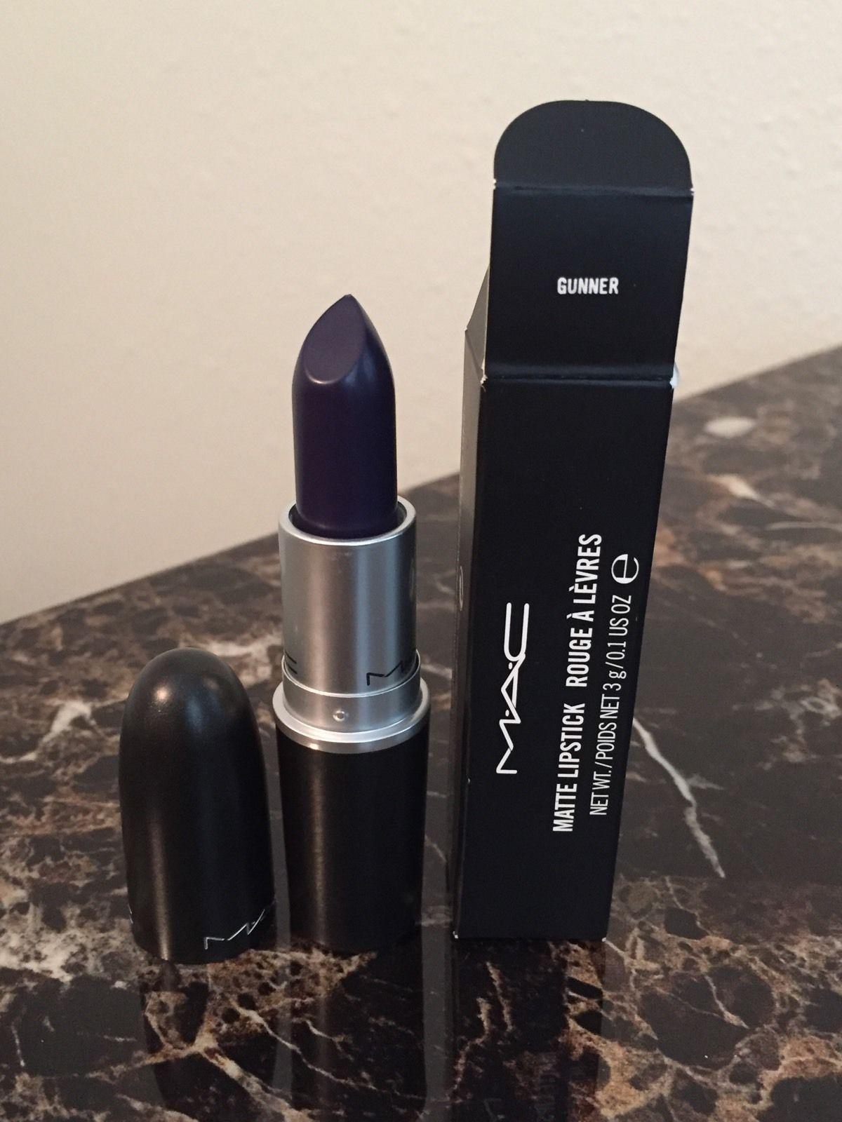 Mac Hautecore and Nasty Gal Gunner Lipsticks Duo set Bnib 100%Auth Ready to Ship