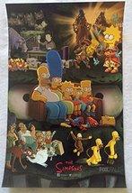 "THE SIMPSONS 11""x17"" Original Promo TV Poster SDCC 2015 San Diego Comic ... - $14.69"