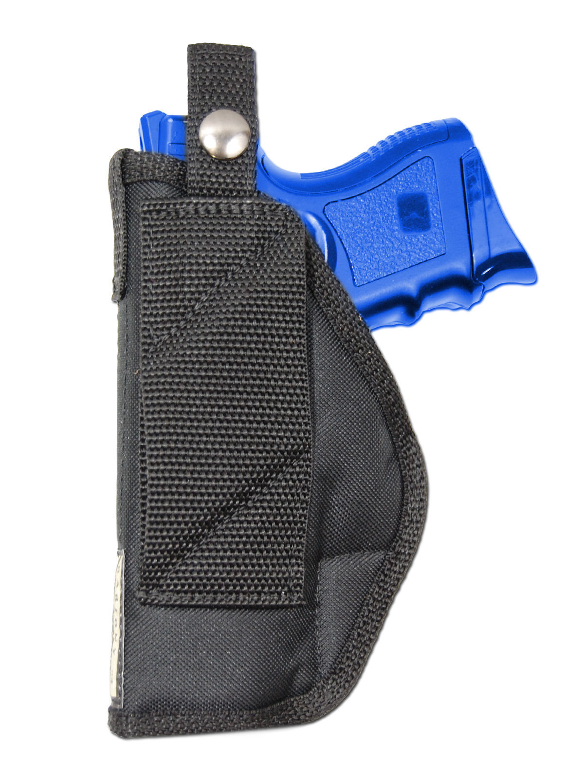New Barsony OWB Cross Draw Gun Holster for Smith & Wesson M&P Compact 9mm 40 45