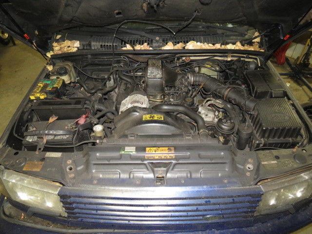 1996 Land Rover Range Rover STARTER MOTOR