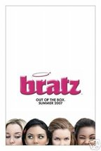 BRATZ - 27x40 Original Movie Poster D/S One Sheet MINT 2007 - $14.69