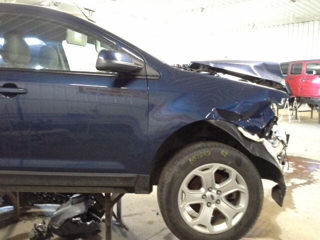 2012 Ford Edge PARK ASSIST CONTROL MODULE COMPUTER