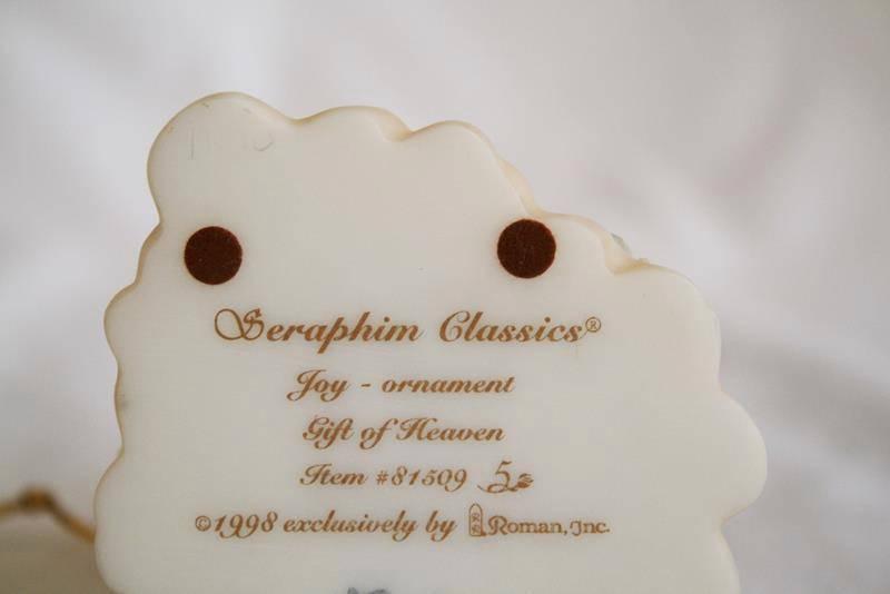 Seraphim Classic Angel Ornaments *Set of 3* Joy - Annalisa - Noelle  #1733