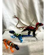 Jurassic Park Chaos Effect Alpha Raptor Tanaconda Tyrannonops  Amargospinus - $99.99