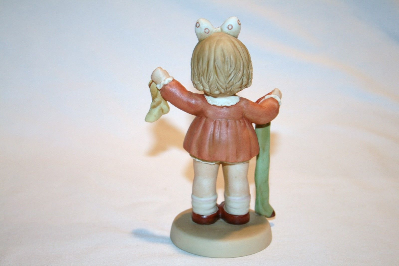 """Memories Of Yesterday 1989  """"The Long And Short Of It"""" Figurine  #522384  -MIB-"""