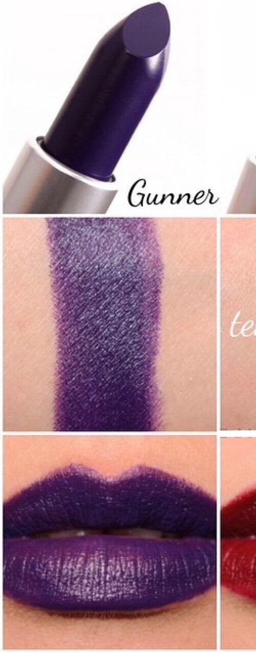 Mac Nasty Gal Gunner Lipstick Limited Edition Bnib 100% Auth