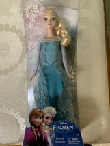 Disney's Frozen Elsa Of Arendelle 12 Inch Doll From 2013 Brand New In Bo... - $22.34