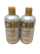 CHI Keratin Shampoo & Conditioner Set 12 OZ Each - $23.98