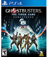 Ghostbusters The Video Game Remastered PS4 Brand New Fast Shipping - $39.93