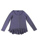 Banana Republic Size M Womens Purple Hi-Low Tunic Top - $12.99