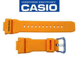 Genuine CASIO G-SHOCK Watch Band Strap GW-7900CD-9 Original Mustard Rubber  - $41.53