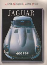 Jaguar Great Marques Poster Book [Paperback] Chris Harvey - $61.42