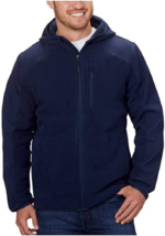Reebok Men's Hybrid Softshell Jacket, NAVYl, L - $24.74