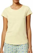 New L CHARTER CLUB Soft Cotton Women's T-shirt Short Sleeve Sleep Shirt ... - $8.99