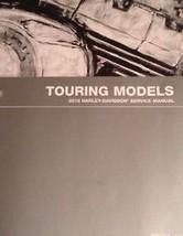 2012 Harley Davidson Touring Reparaturanleitung Set mit Elektrisch & Teile Buch - $296.98