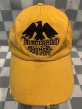 THUNDERBIRD Lounge Est 1977 Silver City SD Old Navy Adjustable Adult Cap... - $11.57