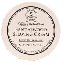 Huge lot (6 Tubs) Taylor of Old Bond Street Sandalwood Shaving Cream - 1... - $90.00