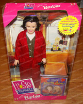 Rosie O'Donnell Doll (by Mattel, 22016) 1999, Friends of Barbie Collection - $22.28
