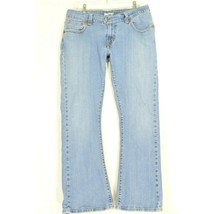 Levi 542 jeans 16 x 31 low slouch flap back pockets flare twisted leg 50... - $49.49