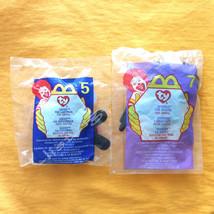 2000 McDonald's Ty Teenie Beanie Baby Toy Animal #5 #7 You Choose NEW Se... - $3.99