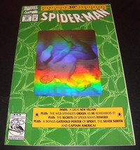 Spider-Man #26 Marvel Comic Book 1992 Peter Parker NM Condition Hologram... - $3.63