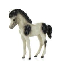 Hagen Renaker Horse Pony Pinto Colt Ceramic Figurine