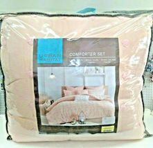Urban Habitat Brooklyn Comforter 5-Pc Set Twin/Twin Xl Size - Pink Tufted Cotton image 4