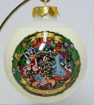 Disney 2008 Ornament Christmas Through the Years Dumbo 1941 MISPRINT Upside Down - $24.99