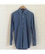 Bobby Jones long sleeve button front collar shirt - $43.56
