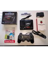 Raspberry Pi 3 mini Sega Genesis 64GB with Controller. Plays thousands o... - $159.99