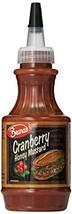 Beano's Mustard, Cranberry Honey, 8 Ounce Pack of 12