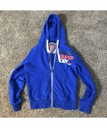 Retro Ski Superdry Zip Front Hoodie Men's Size Medium  - $19.79
