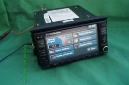 Nissan Altima GPS CD AUX NAVI Bose Stereo Radio Receiver Cd Player 25915-JA00B image 11