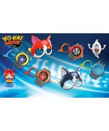 Yo-Kai Watch Shogunyan Light Up Toy #3 McDonald's Happy Meal 2018 New Se... - $7.66