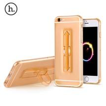 1 Piece HOCO 4.7 Inch Soft Transparent(TRANSPARENT GOLD) - $11.09