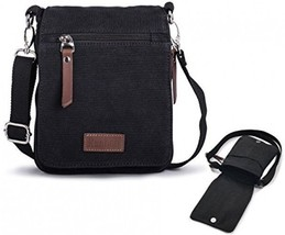Ranboo Cross-body Messenger Bag Casual Shoulder Bags Mans Satchel For Travel - $52.95